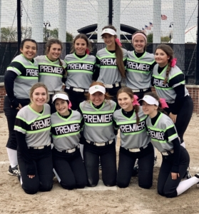 Congrats to p3 16U - Babs on a 3rd place finish at the Fall 2020 PGF - Rock the Awareness Tournament