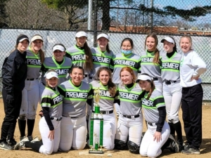 Congrats to p3 16U - Babs on a 1st place finish at the 2021 Spring Fling Tournament