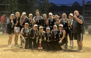 Congrats to p3 18U on a 1st place finish at the 2021 USSSA Lisle Summer Slam Tournament