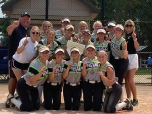 Congrats to p3 18U on a 1st place finish at the 2021 Beach Bash Tournament